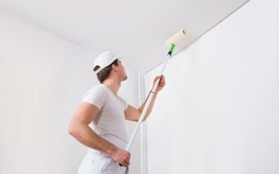 Ceiling Painting Tips – A Step by Step Guide