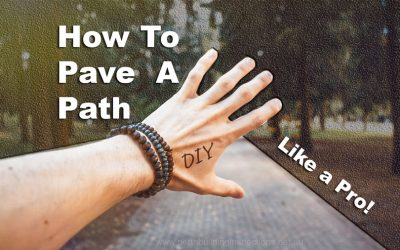 DIY Tips & Tricks: How to Lay a Paved Path Like a Pro