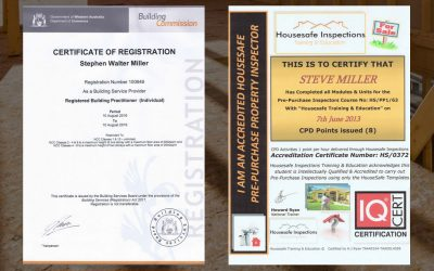 Registered Builder Qualifications